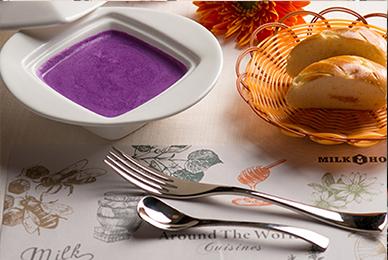深圳中西餐厅视觉设计_Milk&Honey餐饮品牌形象设计