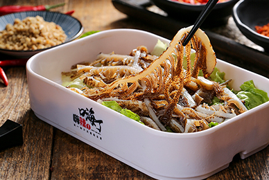 火锅店精致美食摄影-串串火锅食物拍照