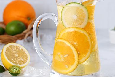 鲜榨果汁饮品拍摄