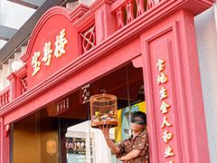 品深餐饮全案设计三大点心茶楼品牌7月多店齐开,品牌势能锐不可当!