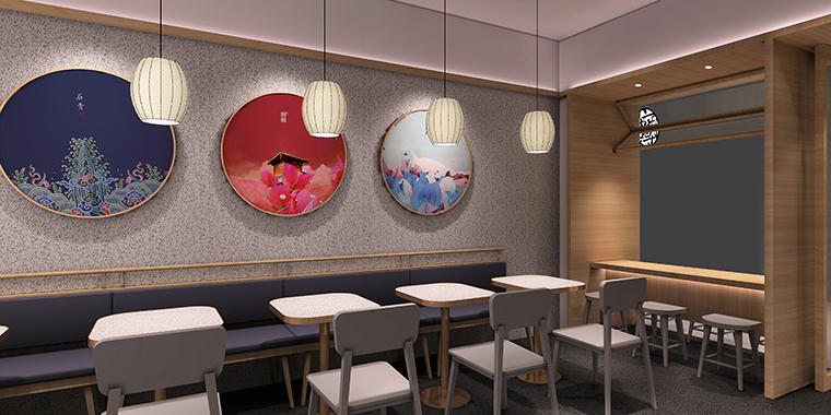 唐朝的凉皮餐饮全案设计-4