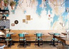 五个华丽的国外餐厅设计案例欣赏