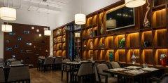西餐厅设计_好看的西餐厅怎么设计比较好?