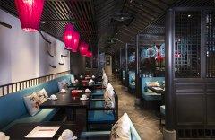 深圳餐饮设计公司_餐厅室内设计案例欣赏