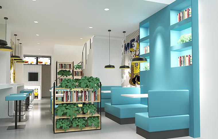 餐饮空间软装设计