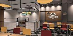 40平小餐馆怎么装修设计_小餐馆装修图欣赏
